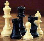 Chess Set, photo by Alan Light