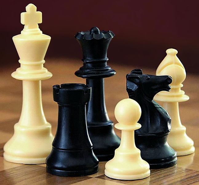 Chess Set by Alan Light