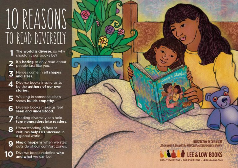 Read Diversely - Top 10